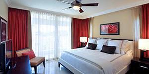 Ocean Two Barbados Room Amenities